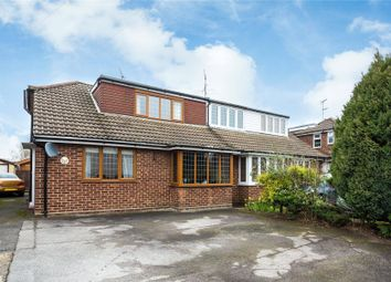 Thumbnail 3 bed semi-detached house for sale in Victors Crescent, Hutton, Brentwood, Essex
