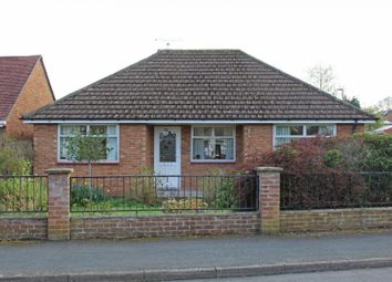 Thumbnail 2 bed detached bungalow for sale in Hazel Grove, Off Walnut Tree Avenue, Hereford
