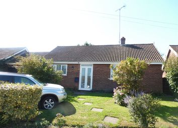 Thumbnail 3 bed bungalow for sale in Pightle Way, Lyng, Norwich
