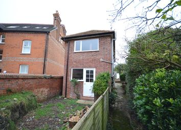 Thumbnail 1 bed semi-detached house for sale in Castle Crescent, Reading, Berkshire