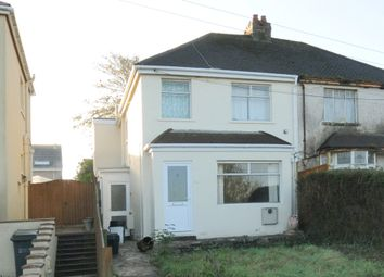 Thumbnail 4 bed semi-detached house for sale in Barton Avenue, Paignton