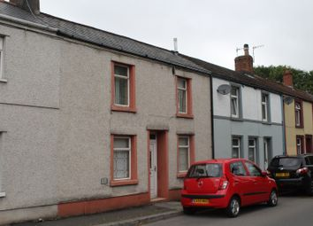 Thumbnail 2 bed terraced house for sale in 22 Park Row, Tredegar, Blaenau Gwent