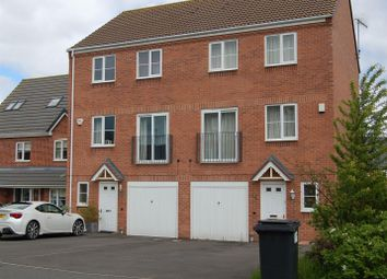 Thumbnail 4 bed semi-detached house for sale in Gadwall Croft, Newcastle, Staffordshire