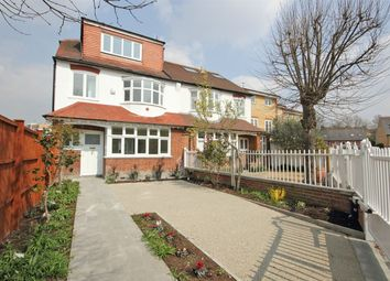 Thumbnail 4 bed semi-detached house to rent in Southfield Road, Chiswick