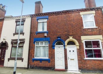 Thumbnail 2 bed terraced house for sale in Masterson Street, Fenton, Stoke-On-Trent