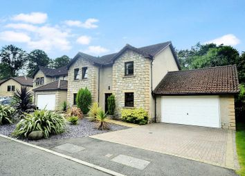 Thumbnail 5 bed detached house for sale in Jennie Lee Lane, Glenrothes