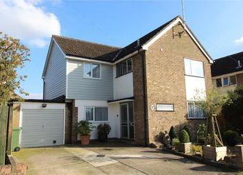4 bed detached house for sale in Edith Cavell Way, Steeple Bumpstead, Essex CB9