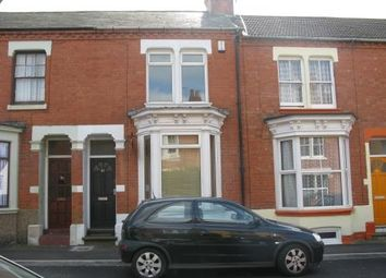 Thumbnail 2 bed terraced house to rent in Byron Street, Northampton