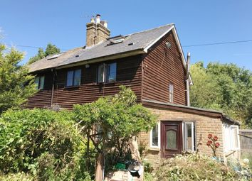 Thumbnail 3 bed semi-detached house for sale in 2 South Leas Farm Cottages, Lower Road, Minster-On-Sea, Sheerness, Kent