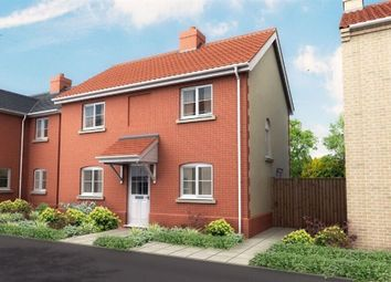 Thumbnail 3 bed detached house for sale in Stowfields, Downham Market