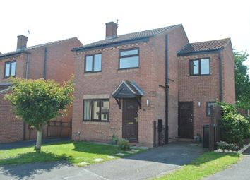 Thumbnail 4 bed detached house to rent in Blackburn Close, Grantham