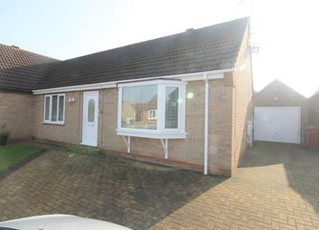 Thumbnail 2 bed semi-detached bungalow to rent in Hunters Croft, Haxey, Doncaster