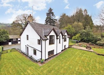 Thumbnail 4 bed property for sale in Llanynis, Builth Wells
