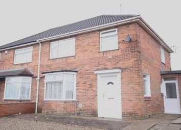 Thumbnail 3 bed semi-detached house to rent in Jute Road, Acomb, York