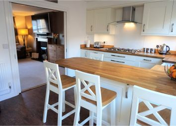 Thumbnail 4 bedroom mews house for sale in The Sidings, Chinley