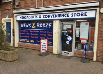 Thumbnail Retail premises for sale in Westons News, Worcester