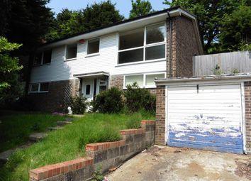 Thumbnail 4 bed detached house for sale in Fremantle Road, Folkestone, Kent