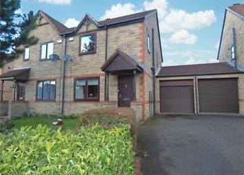 Thumbnail 3 bed semi-detached house for sale in Beech Avenue, Cramlington, Northumberland