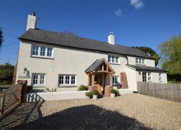 Thumbnail 5 bed detached house for sale in Broadclyst, Exeter, Devon