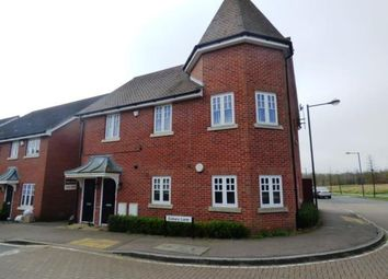 Thumbnail 2 bed maisonette for sale in Exbury Lane, Westcroft, Milton Keynes