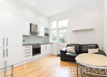 Thumbnail 1 bed flat to rent in Hillfield Road, West Hampstead, London