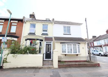Thumbnail 4 bedroom terraced house for sale in Byron Road, Gillingham, Kent.