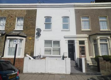 Thumbnail 2 bed flat to rent in Clifden Road, London