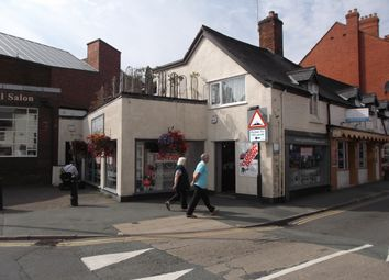 Thumbnail Retail premises for sale in Leg Street, Oswestry
