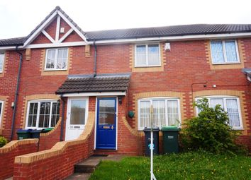 Thumbnail 2 bed town house for sale in Langley Road, Oldbury, West Midlands