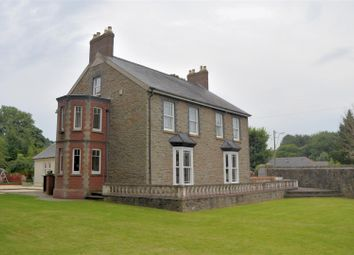 Thumbnail 4 bedroom detached house for sale in Alltiago Road, Pontarddulais, Swansea