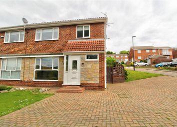 3 bed semi-detached house for sale in Baldersdale Gardens, Elstob Farm, Sunderland SR3