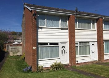 Thumbnail 2 bedroom property to rent in Bilbie Close, Cullompton