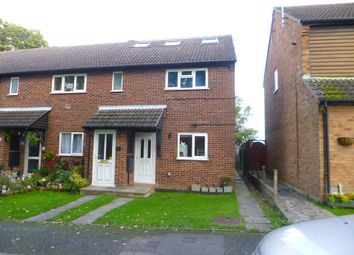 Thumbnail 2 bed maisonette for sale in Gowar Field, Potters Bar, Herts
