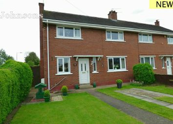 Thumbnail 3 bedroom semi-detached house for sale in Tait Avenue, Edlington, Doncaster.