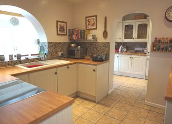 Thumbnail 4 bed detached bungalow for sale in Park Road, North Leigh, Witney