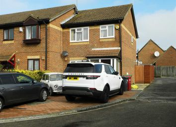 Thumbnail 3 bed end terrace house for sale in Hardy Close, Cippenham, Slough