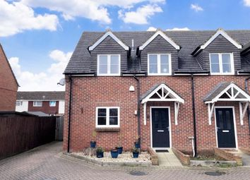 Thumbnail 3 bed semi-detached house for sale in Ensbury Park, Bournemouth, Dorset