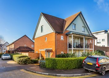 Thumbnail 4 bed semi-detached house for sale in Holmesdale Avenue, Redhill
