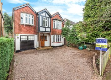 Thumbnail 5 bed detached house for sale in Court Road, Caterham