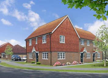 Thumbnail 2 bed semi-detached house for sale in Newick Hill, Newick, Lewes, East Sussex