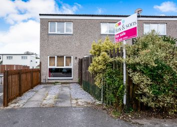 Thumbnail 2 bed end terrace house for sale in Howe Road, Rowner, Gosport