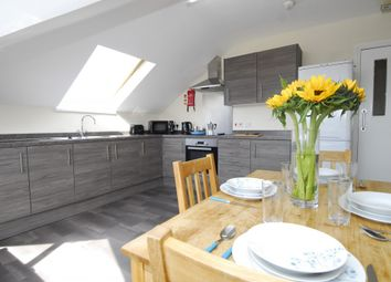 Thumbnail 6 bed flat to rent in Hastings Street, Plymouth