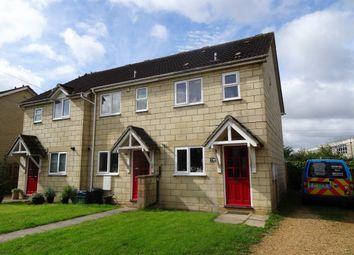 Thumbnail 2 bed end terrace house for sale in Canons Close, Kingsway, Bath