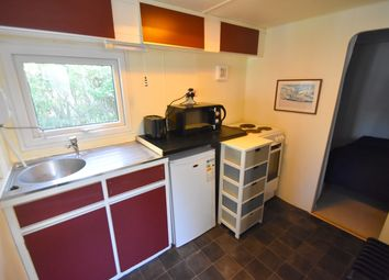 Thumbnail 1 bed mobile/park home to rent in Swans Walk, Salterns Lane, Hayling Island