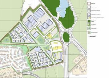 Thumbnail Land for sale in Strategic Employment Land Site, Shireoaks Common/Gateford, Worksop, Nottinghamshire