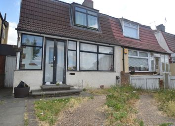 Thumbnail 3 bed semi-detached house for sale in Blithdale Road, Abbeywood