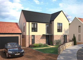 Thumbnail 3 bed detached house for sale in House 13, Cross Farm, Wedmore, Somerset