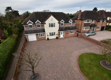 Thumbnail 5 bed detached house for sale in Tagwell Road, Droitwich