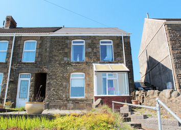 Thumbnail 3 bed end terrace house for sale in Trewyddfa Road, Morriston, Swansea