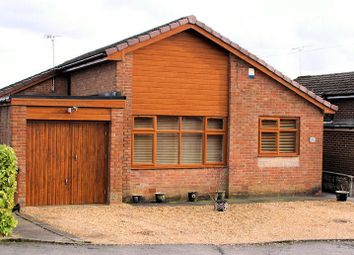 Thumbnail 2 bed detached bungalow for sale in Keats Road, Greenmount, Bury